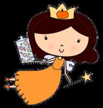 Halloween Pumpkin Fairy