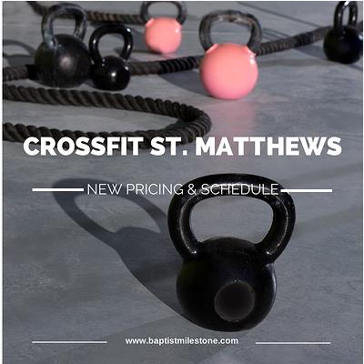 CrossFit St.Matthews