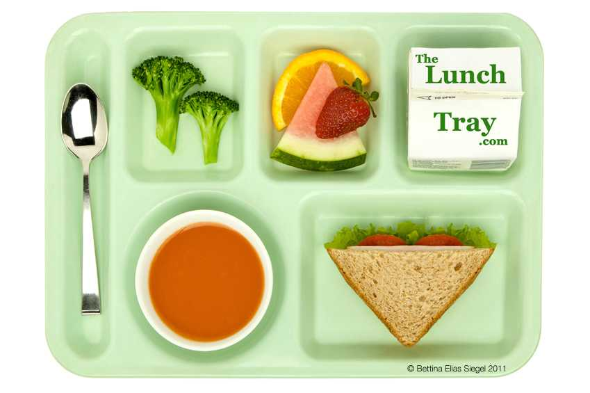 The Lunch - Tray.com
