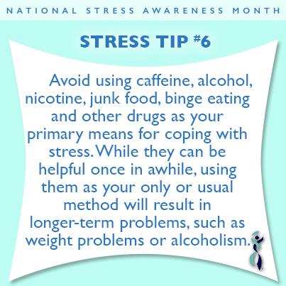 Stress Tip - 6
