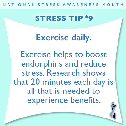 Stress Tip - 9
