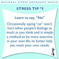 Stress Tip - 3