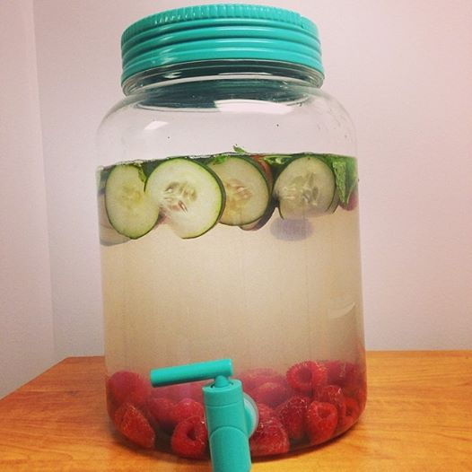 Make Healthy Flavored Water