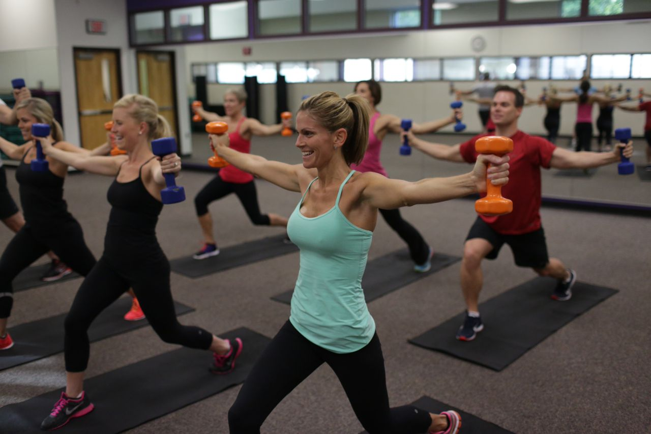 Benefits of Group Fitness