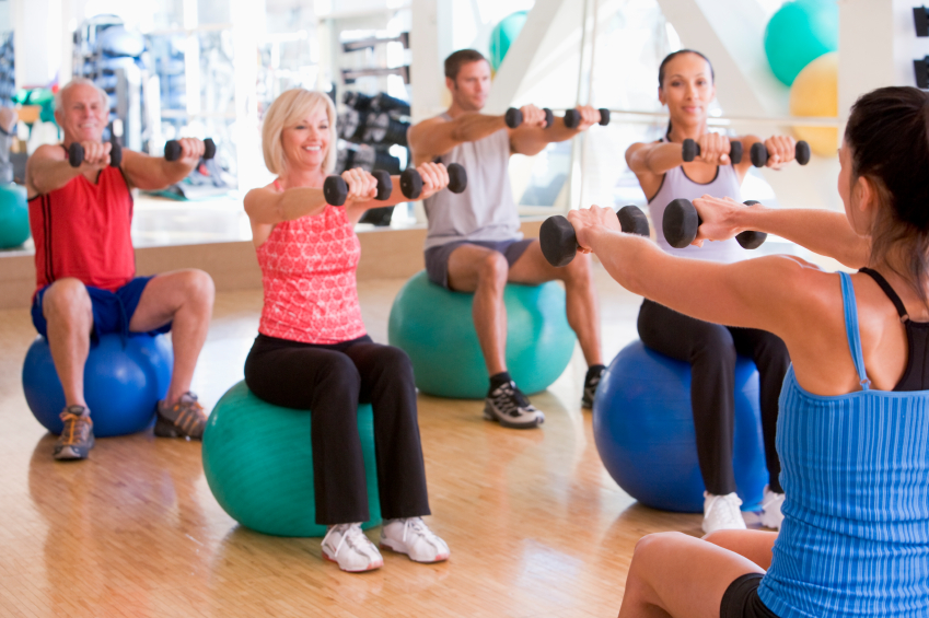 Group_Fitness_Class