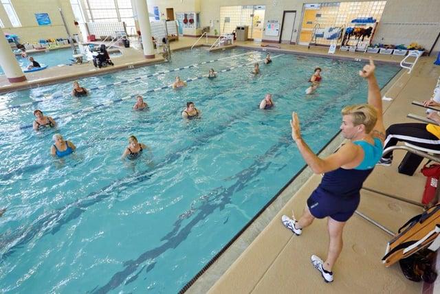 Aquatics Class Descriptions | Baptist Milestone Louisville, KY