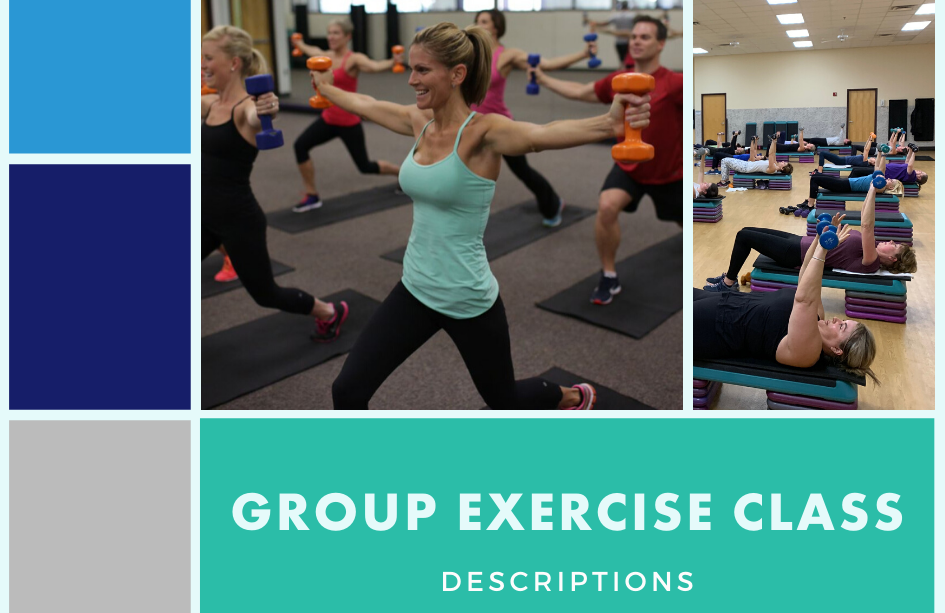 GROUP EXERCISE CLASS-1