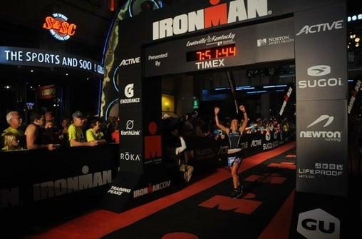 Ironman Competitor