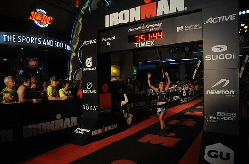 Ironman Competitor