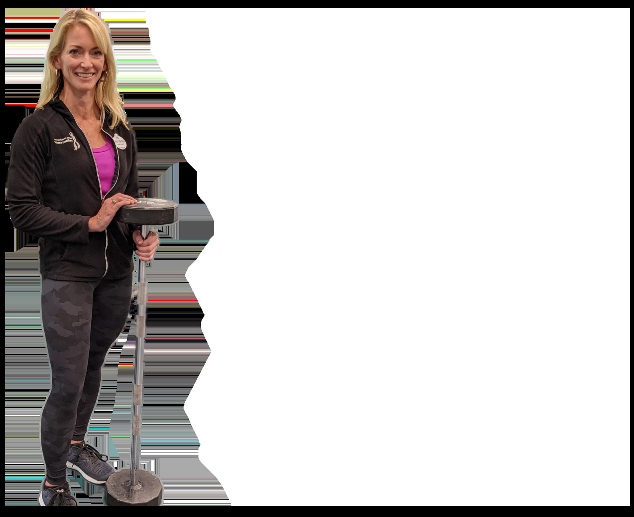 Fitness Program DetailsGraphics for Website