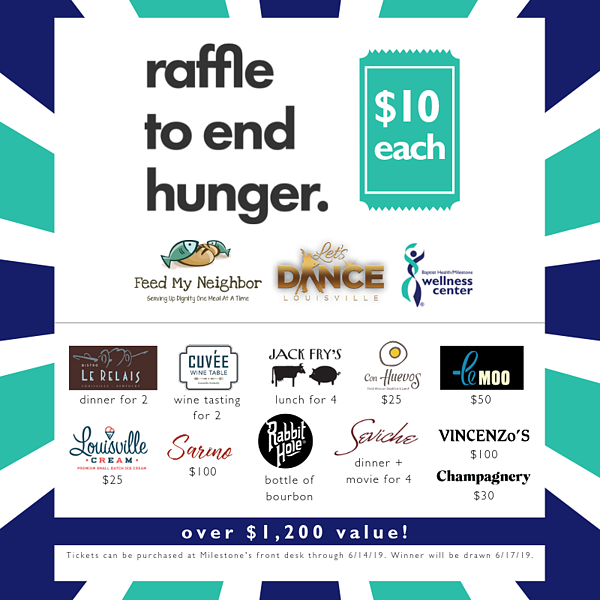 Raffle to End Hunger