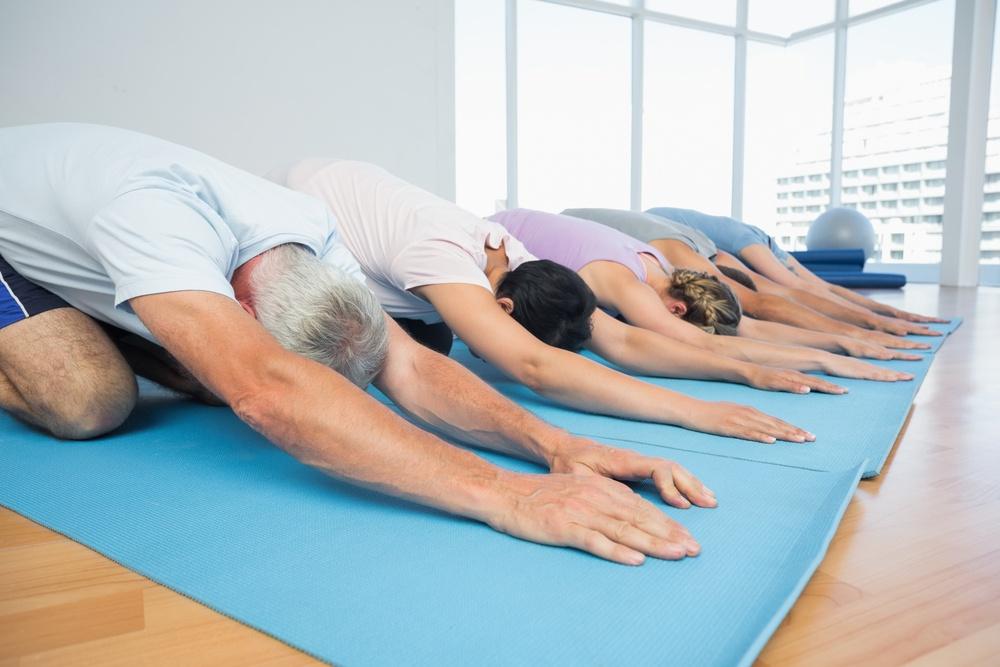Yoga Class Louisville