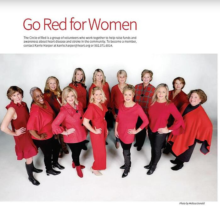 go red for women steph