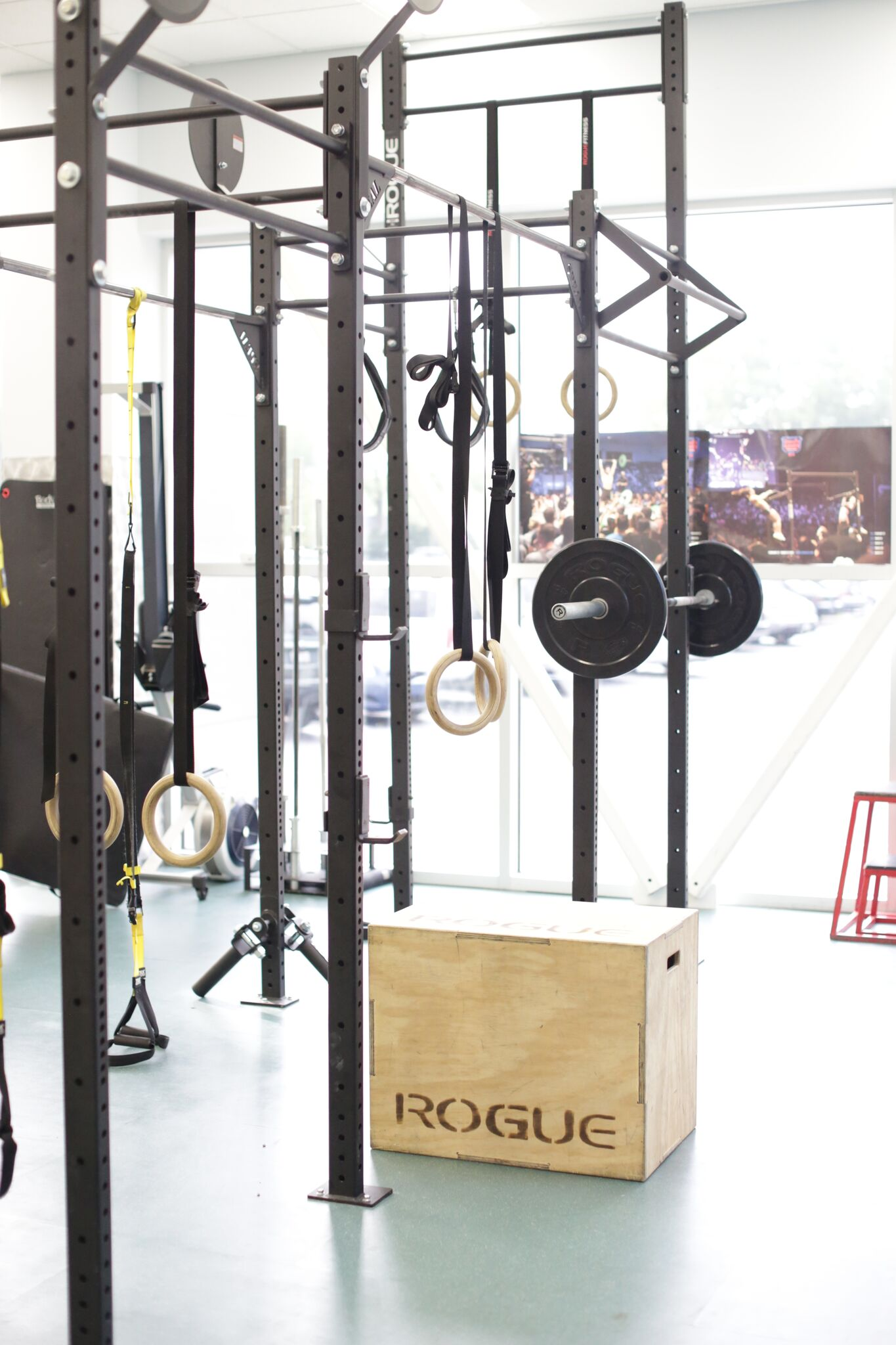 Exercise Equipment Gym