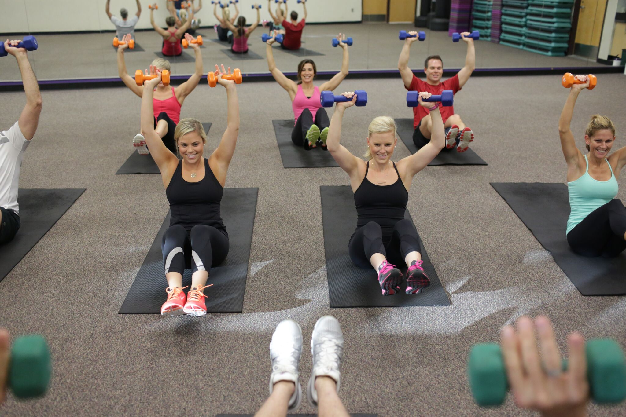 Group Exercise Class Louisville KY