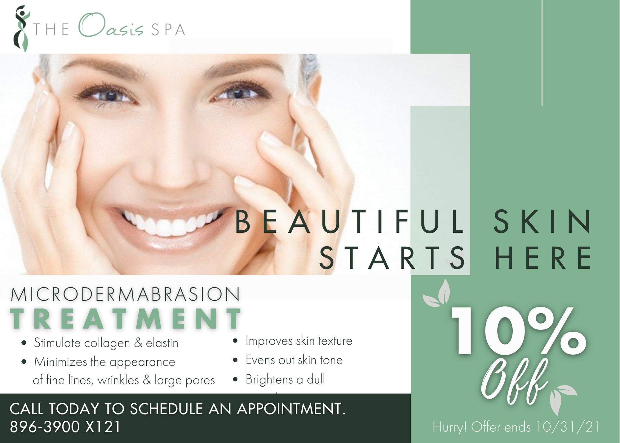 OASIS SPA OCT SPECIAL WEB